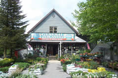 Fred's General Store in Beech Mountain